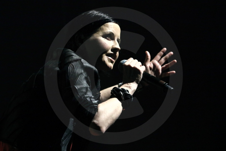 CRANBERRIES  Paris 5 mai 2017 IMG 6365